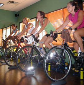 CompuTrainer Group Ride